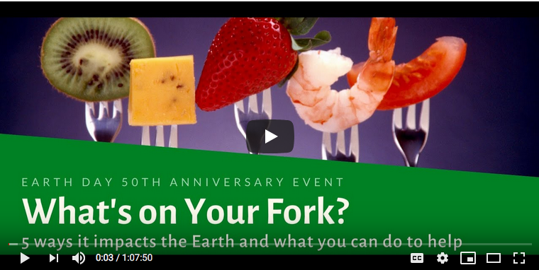 What's on Your Fork webinar video