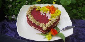 Photo of Raw Beet Treasure Cake