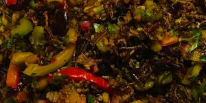 Photo of Wild Rice Pilaf